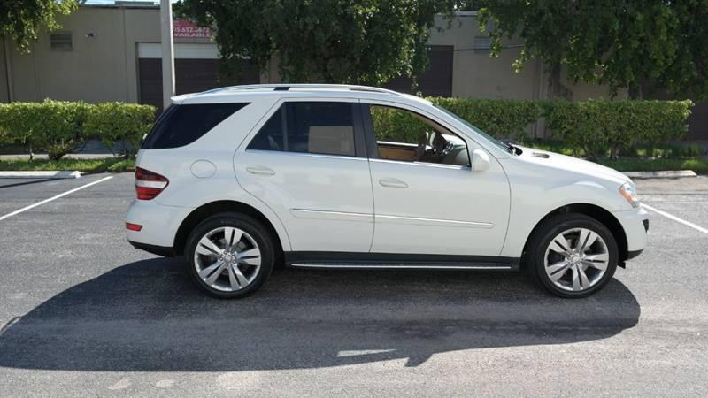 Mercedes-Benz M-Class 2010 price $7,499