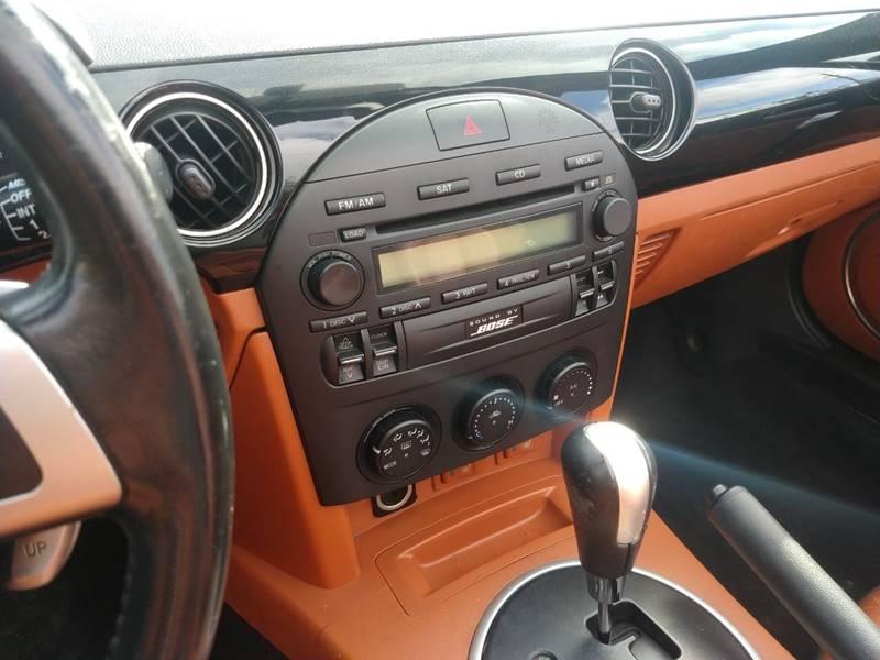 Mazda MX-5 Miata 2007 price $6,999