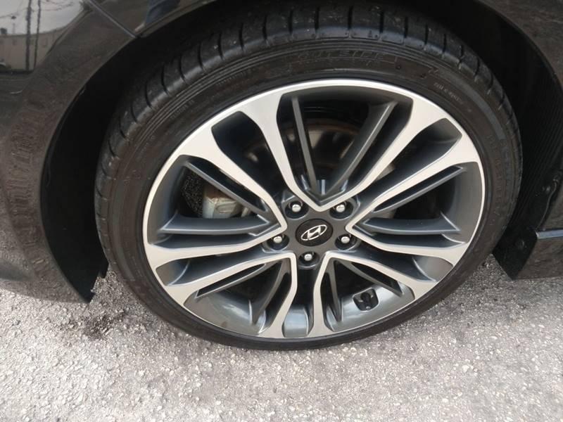 Hyundai Veloster Turbo 2016 price $11,499