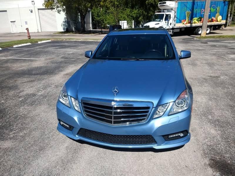 Mercedes-Benz E-Class 2010 price $10,999