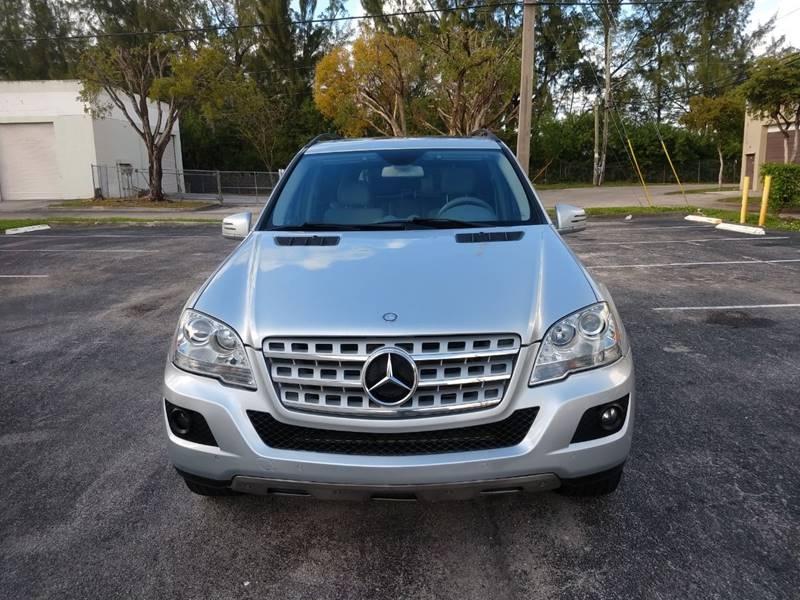 Mercedes-Benz M-Class 2011 price $10,999