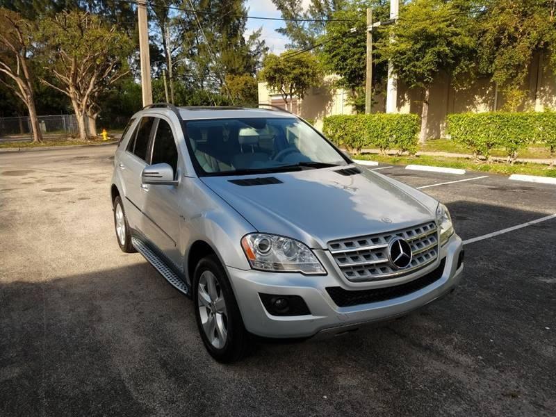 Mercedes-Benz M-Class 2011 price $10,499