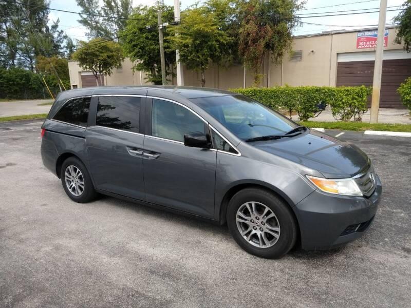 Honda Odyssey 2011 price $6,999