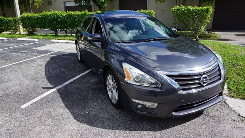 Nissan Altima 2013 price $7,499