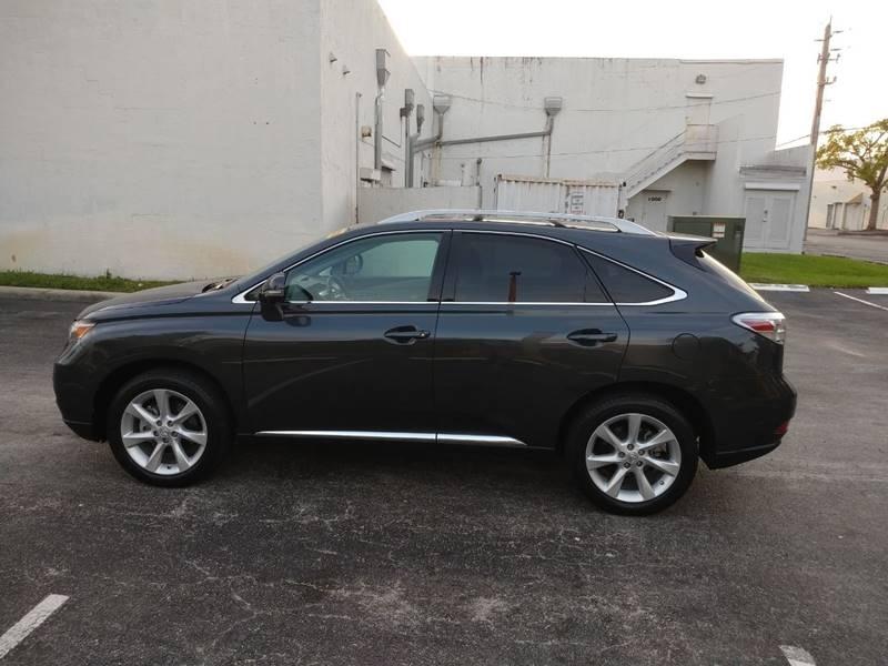 Lexus RX 350 2010 price $16,499