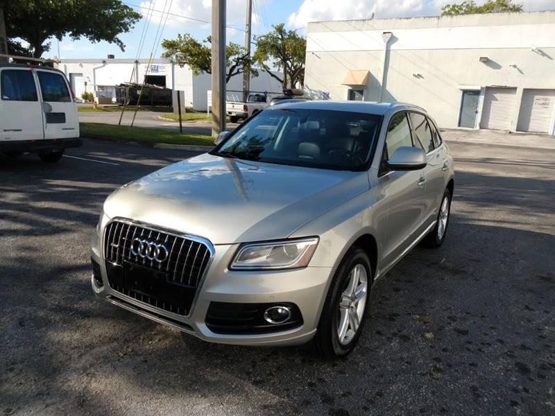 Audi Q5 2013 price $12,999