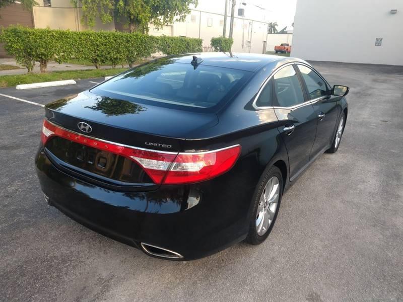 Hyundai Azera 2014 price $9,999