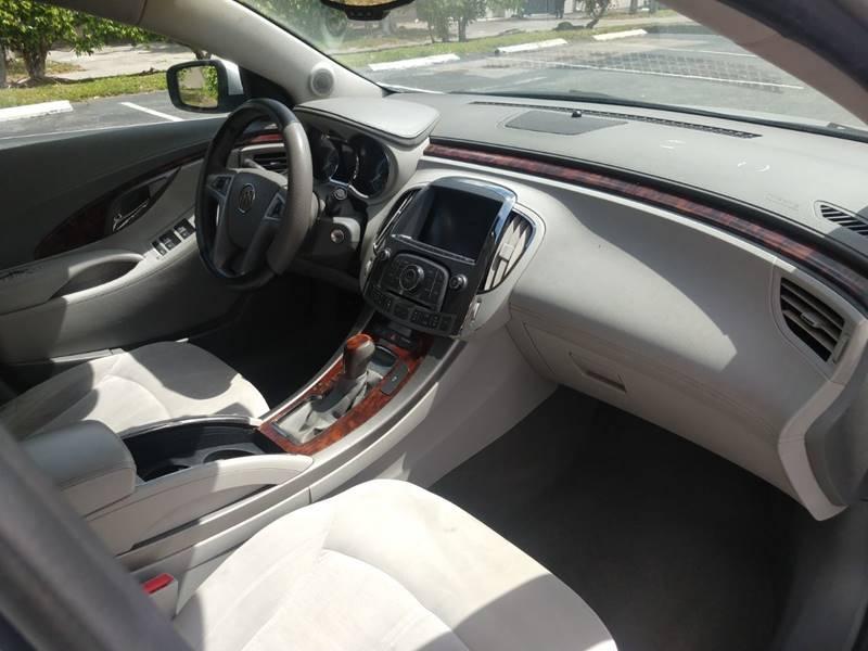 Buick LaCrosse 2013 price $5,499