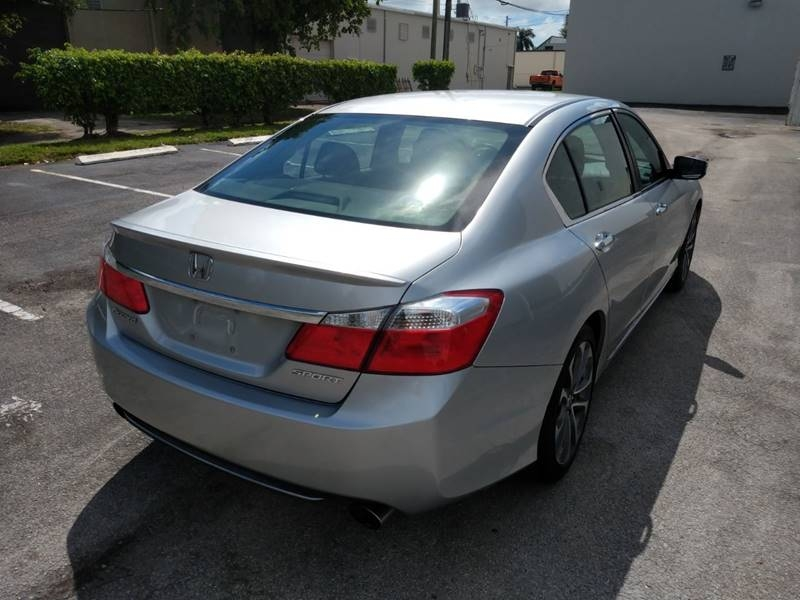 Honda Accord 2014 price $12,499
