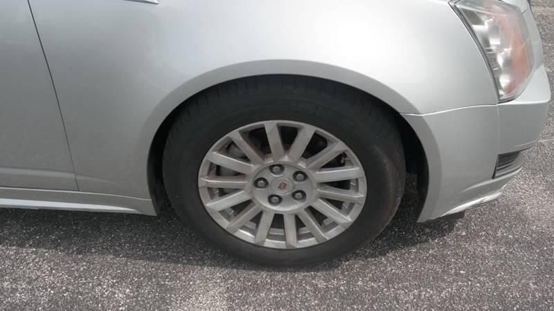 Cadillac CTS 2012 price $6,999