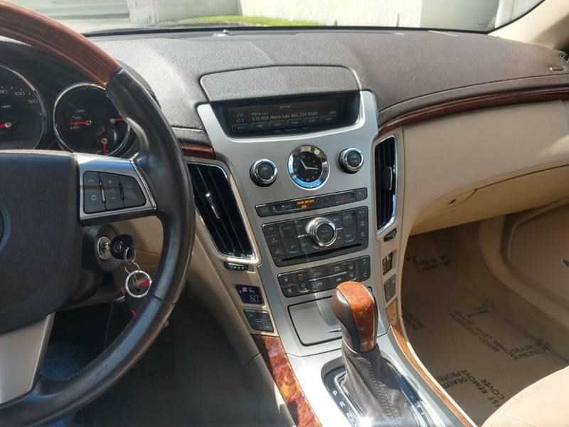Cadillac CTS 2011 price $7,999