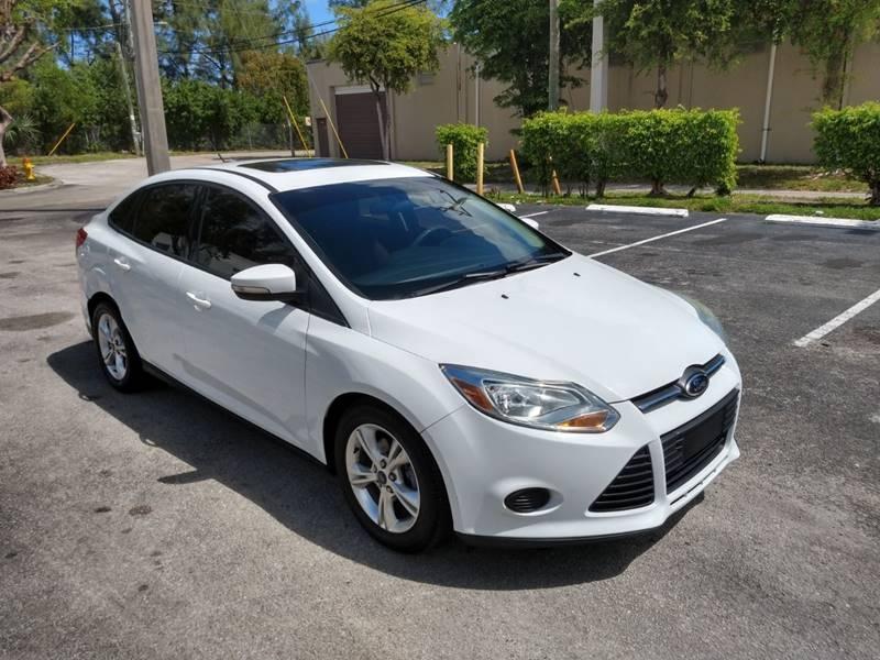 Ford Focus 2014 price $5,999
