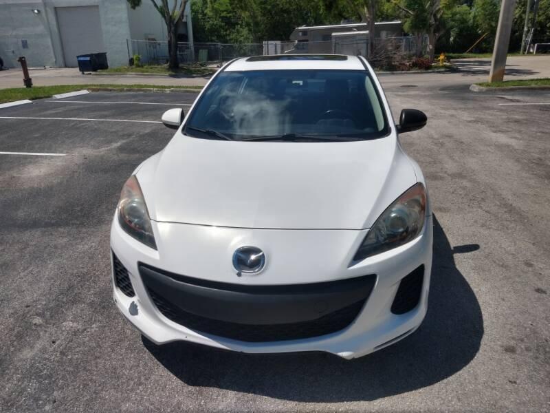 Mazda MAZDA3 2012 price $4,999
