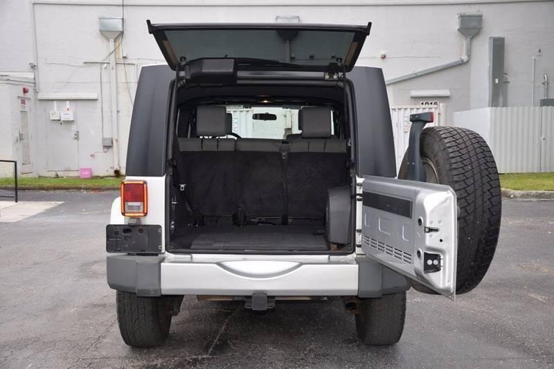 Jeep Wrangler Unlimited 2008 price