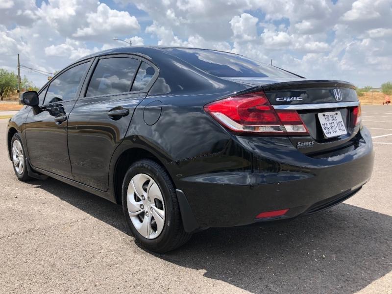 Honda Civic Sdn 2013 price