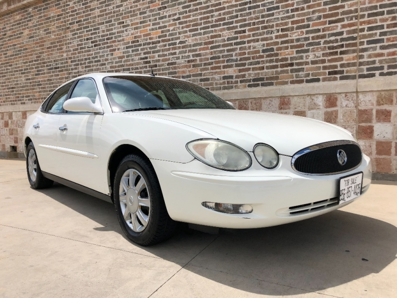 Buick LaCrosse 2005 price $3,500 Cash