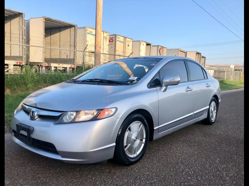 Honda Civic Hybrid 2008 price $2,900 Cash