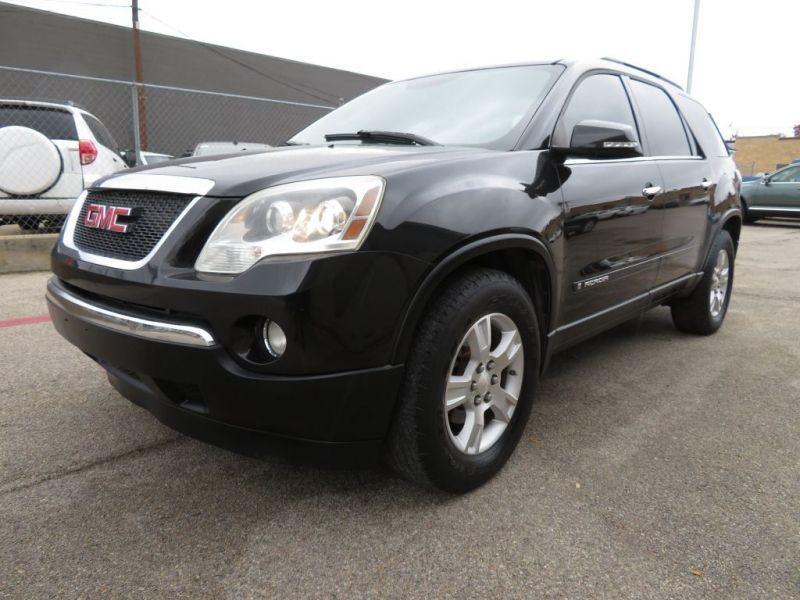 GMC ACADIA 2008 price $6,499
