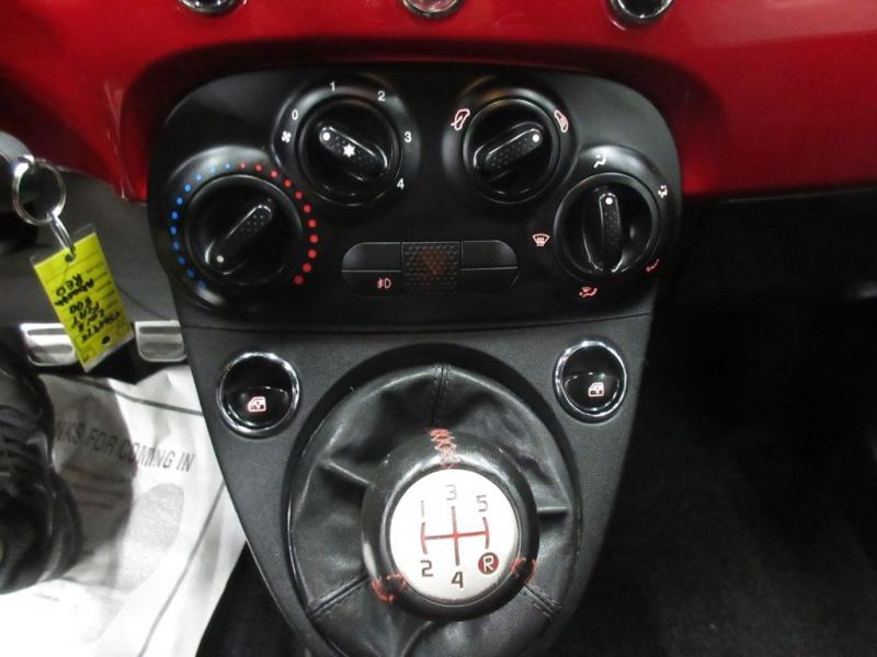 FIAT 500 2013 price $8,445