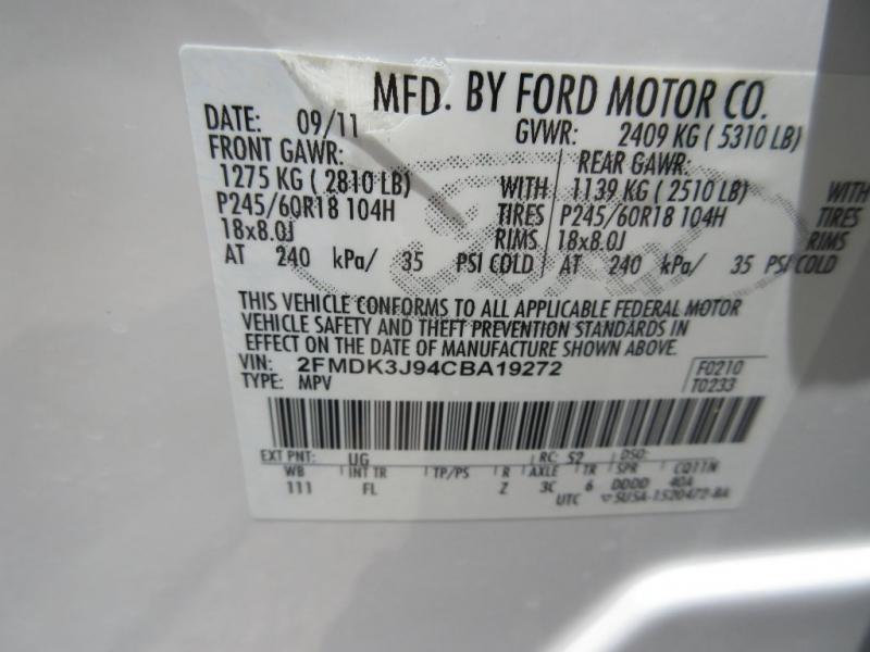 FORD EDGE 2012 price $10,399
