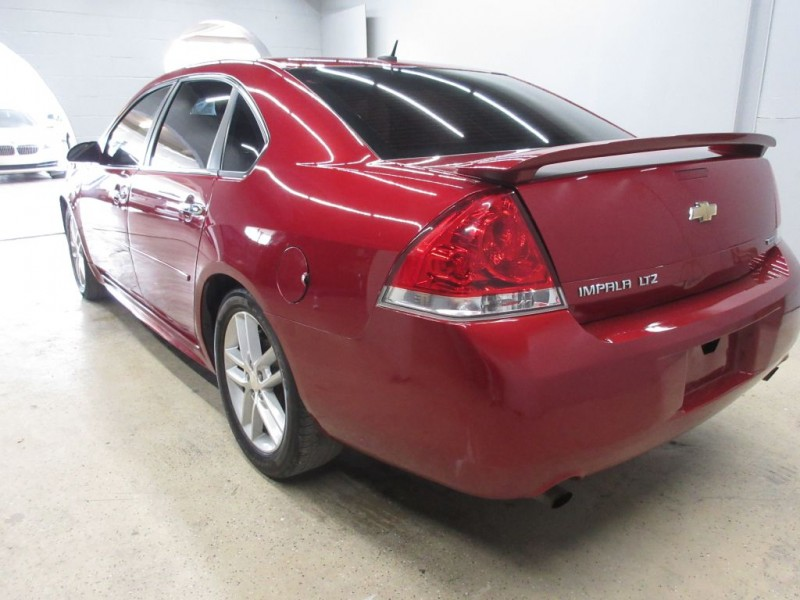 CHEVROLET IMPALA LIMITED 2015 price $9,499