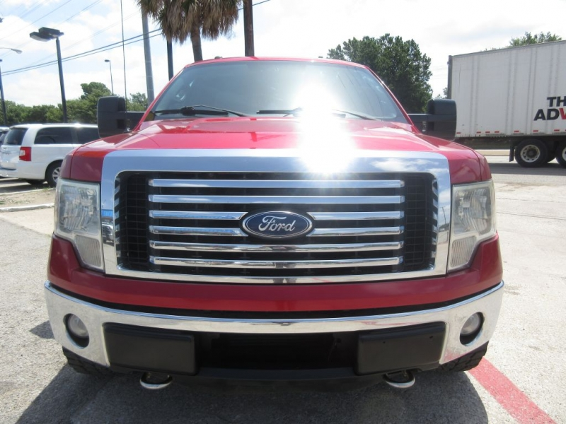 FORD F150 2011 price $13,499