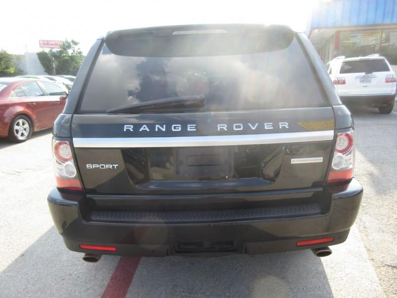 LAND ROVER RANGE ROVER SPO 2012 price $15,799