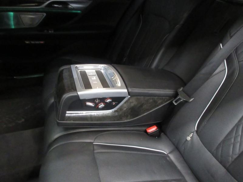 BMW 750 2016 price $41,500