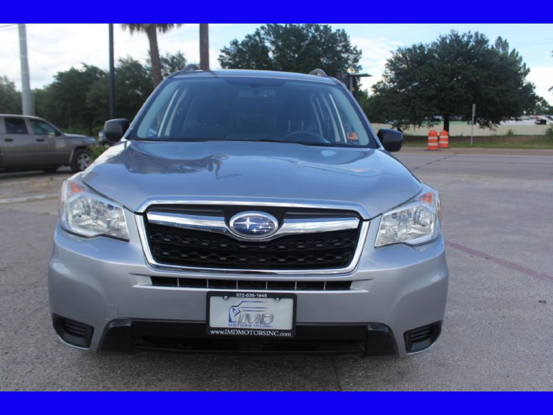 SUBARU FORESTER 2015 price $10,999