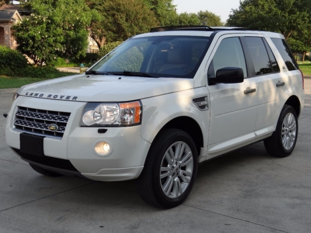 2010 Land Rover LR2 HSE One Owner Luxury SUV
