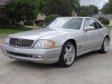 Mercedes-Benz SL 500 Convertible Hard Top & Soft Top 1999