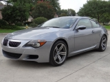 BMW M6 Coupe 5.0 V10 SMG Low Miles 2007