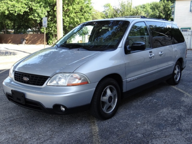 2001 Ford Windstar SE Sport 71k Miles One Owner