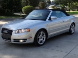 Audi A4 Convertible 2.0t Automatic 2007