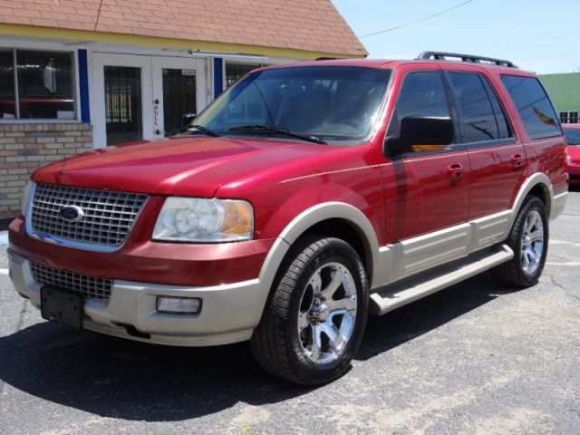 2005 Ford Expedition Eddie Bauer Low Miles