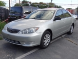 Toyota Camry LE Automatic 2006