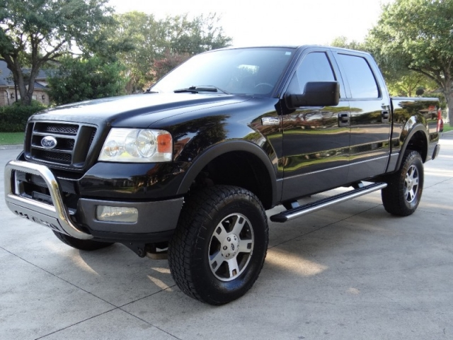 2004 Ford F-150 Super Crew FX4 One Owner
