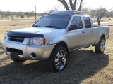 Nissan Frontier Supercharged Crew Cab 4x4 2004