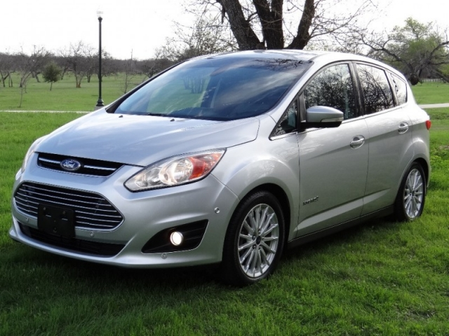 2013 Ford C-Max SEL Hybrid One Owner
