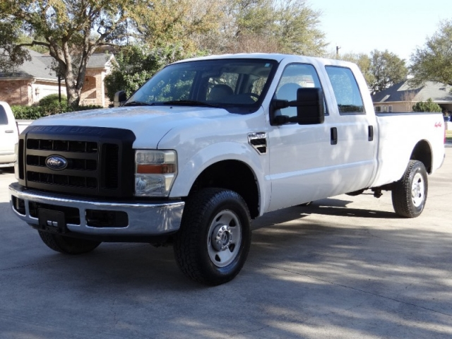 2008 Ford Super Duty F-250 Crew Cab 4WD One Owner