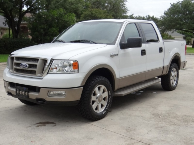 2005 Ford F-150 Crew cab King Ranch 4x4