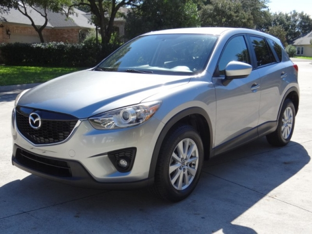2015 Mazda CX-5 Touring with 47000 Miles