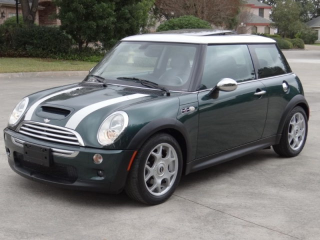 2006 Mini Cooper S One Owner with 53000 Miles Cooper Hardtop