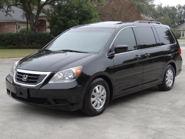 2010 Honda Odyssey EX-L 8 passenger with DVD