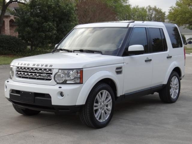 2011 Land Rover LR 4