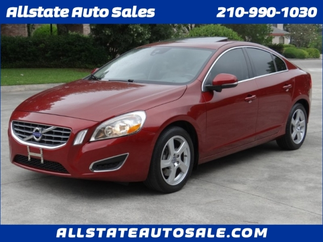 2012 Volvo S60 T5 One owner