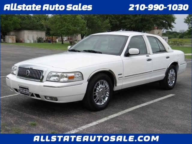 2010 Mercury Grand marquis LS Ultimate Edition Grand Touring