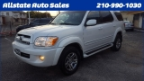 Toyota Sequoia Limited 2006