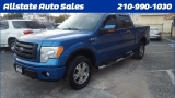 Ford F-150 4WD SUPERCREW FX4 2010