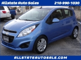 Chevrolet Spark LS with 34000 miles 2014
